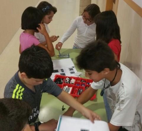 Primera semana de Robótica Educativa en Huesca