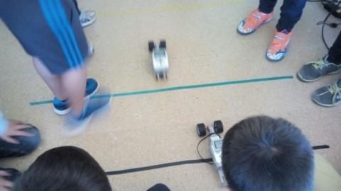 Experiencias en el colegio Pedro J. Rubio de Huesca en Robótica Educativa