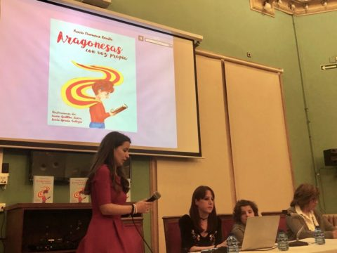 Presentación libro aragonesas con voz propia