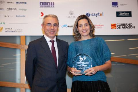 XIX Noche de las telecomunicaciones. Premio empresa junior – MiniVinci