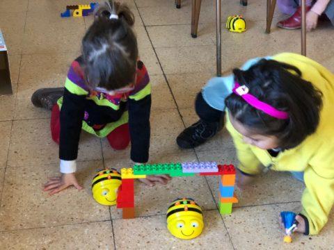 Taller robótica en Aínsa – Introducción a la robótica con LEGO